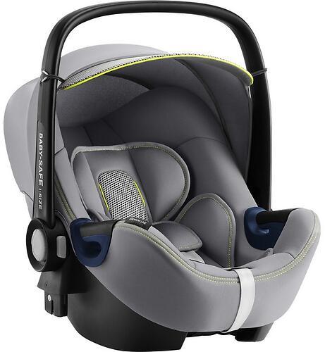 Автокресло Britax Römer Baby-Safe² i-Size Cool Flow - Silver (7)