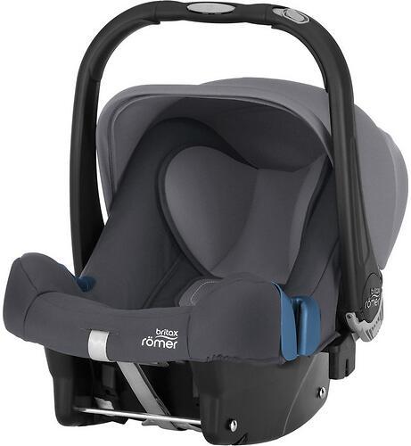 Автокресло Britax Römer Baby-Safe Plus SHR II Storm Grey (5)