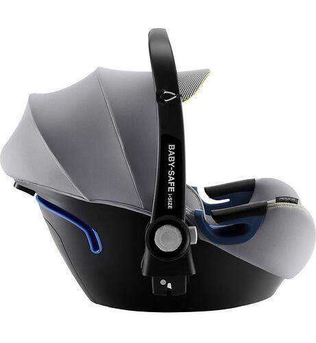 Автокресло Britax Römer Baby-Safe² i-Size Cool Flow - Silver (10)