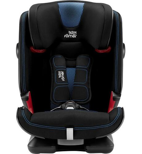 Автокресло Britax Römer Advansafix IV R Cool Flow - Blue Special Highline (10)