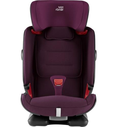 Автокресло Britax Römer Advansafix IV R Burgundy Red (21)