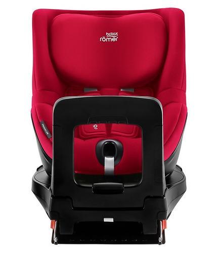 Автокресло Britax Römer DualFix M i-Size Fire Red Trendline (12)