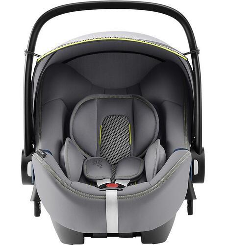 Автокресло Britax Römer Baby-Safe² i-Size + база FLEX Cool Flow - Silver (8)