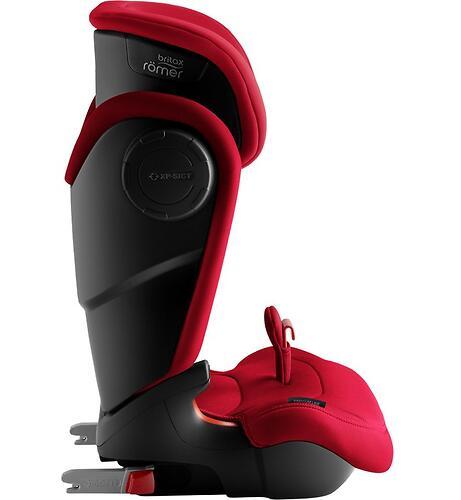 Автокресло Britax Römer Kidfix III S Fire Red (12)