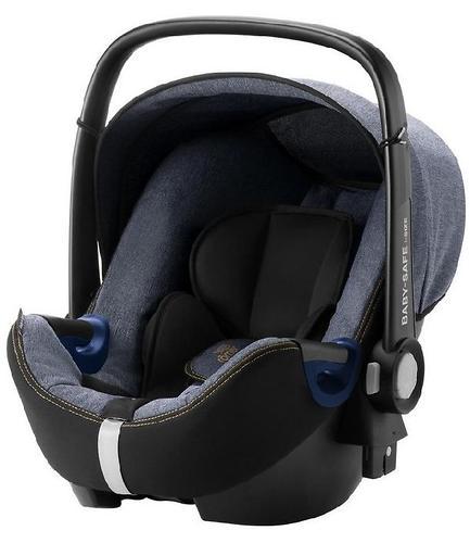 Автокресло Britax Römer Baby-Safe² i-Size Blue Marble (7)