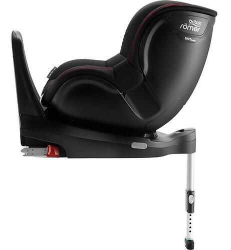 Автокресло Britax Römer Dualfix M i-Size Cool Flow - Black (12)