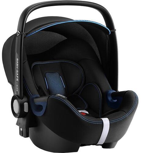 Автокресло Britax Römer Baby-Safe² i-Size Cool Flow - Blue (7)