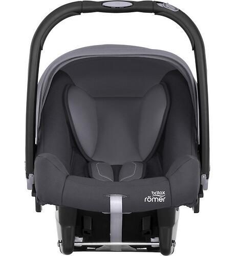 Автокресло Britax Römer Baby-Safe Plus SHR II Storm Grey (8)