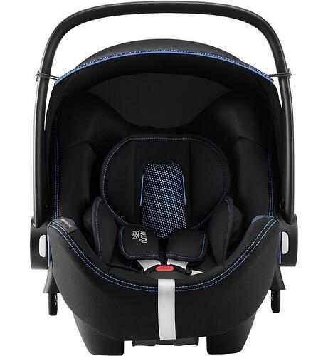 Автокресло Britax Römer Baby-Safe² i-Size Cool Flow - Blue (8)