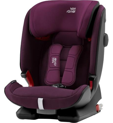 Автокресло Britax Römer Advansafix IV R Burgundy Red (12)