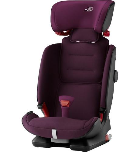 Автокресло Britax Römer Advansafix IV R Burgundy Red (22)