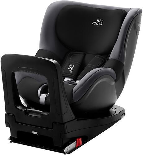 Детское автокресло Dualfix M i-Size Black Ash (1)