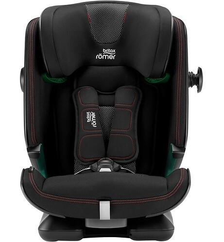 Автокресло Britax Römer Advansafix i-Size Cool Flow - Black Special Highline (9)