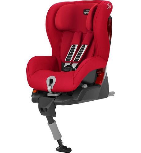 Детское автокресло Safefix plus Fire Red (6)
