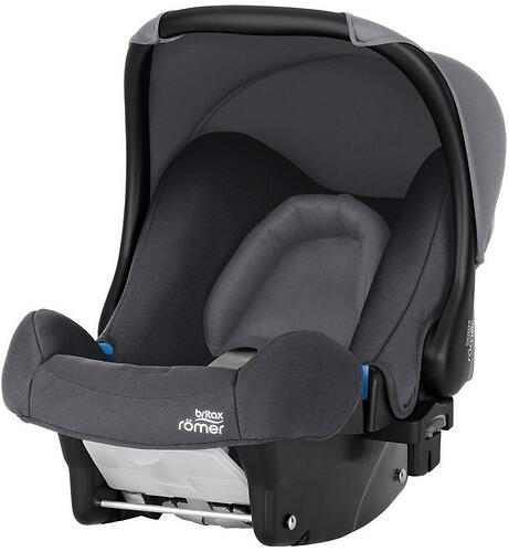 Автокресло Britax Römer Baby-Safe Storm Grey (5)