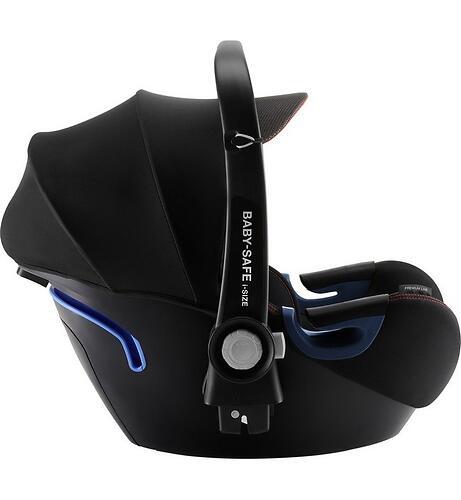 Автокресло Britax Römer Baby-Safe² i-Size Cool Flow - Black (10)