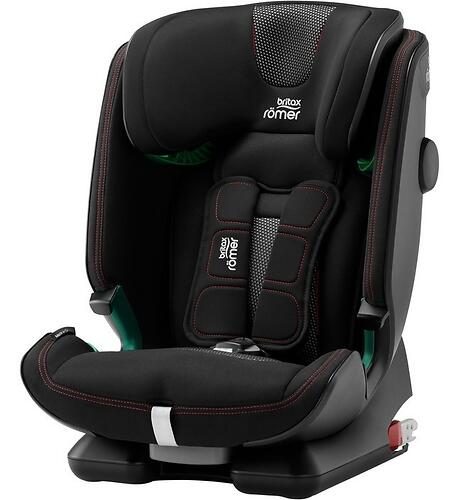 Автокресло Britax Römer Advansafix i-Size Cool Flow - Black Special Highline (8)