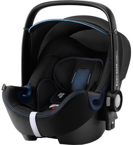 Автокресло Britax Romer Baby-Safe² i-Size + база FLEX Cool Flow - Blue (9)