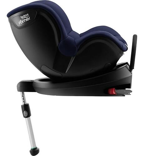 Автокресло Britax Römer Dualfix2 R Moonlight Blue (12)