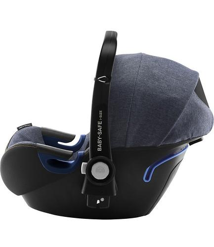 Автокресло Britax Römer Baby-Safe² i-Size Blue Marble (10)