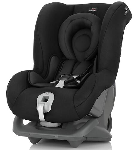 Автокресло Britax Römer First Class Plus Cosmos Black Trendline (4)