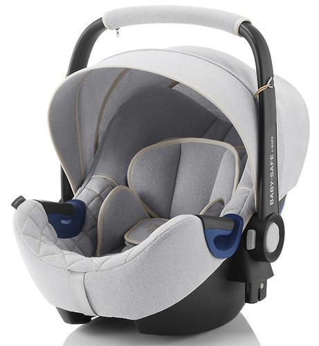Автокресло Britax Römer Baby-Safe² i-Size Nordic Grey (8)