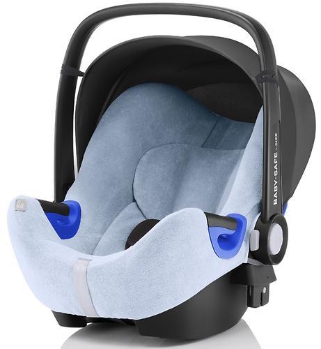 Летний чехол Britax Römer для автокресла Baby-Safe i-Size голубой (1)