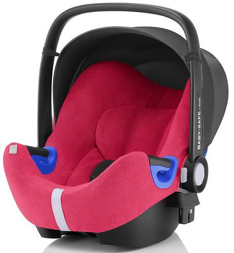 Летний чехол Britax Römer для автокресла Baby-Safe i-Size розовый (1)