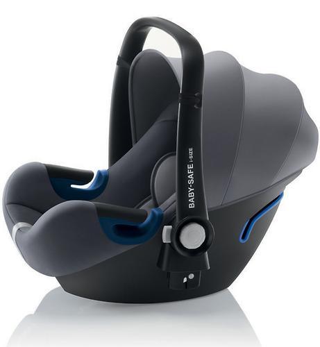 Автокресло Britax Römer Baby-Safe² i-Size Storm Grey Trednline (7)