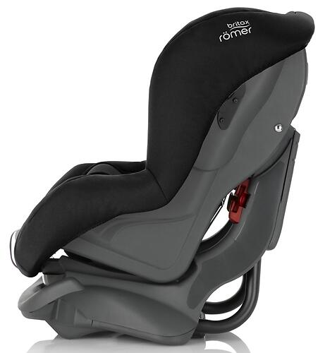 Автокресло Britax Römer First Class Plus Cosmos Black Trendline (5)