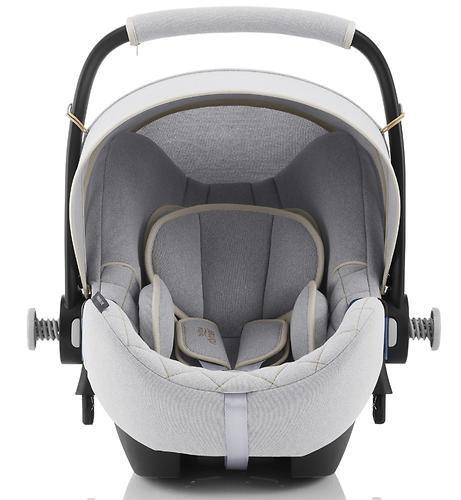 Автокресло Britax Römer Baby-Safe² i-Size Nordic Grey (9)