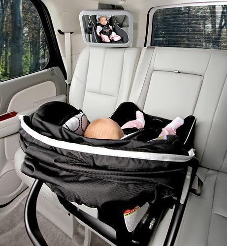 Дополнительное зеркало Britax Römer для контроля за ребенком (6)