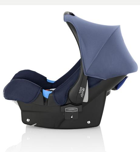 Автокресло Britax Römer  Baby-Safe Moonlight Blue (5)