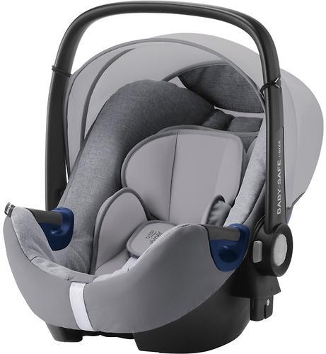 Автокресло Britax Römer Baby-Safe² i-Size Grey Marble (4)