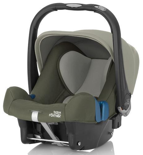 Автокресло Britax Römer Baby-Safe Plus SHR II Olive Green Trendline (3)