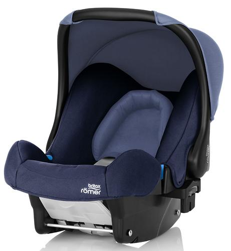 Автокресло Britax Römer  Baby-Safe Moonlight Blue (4)