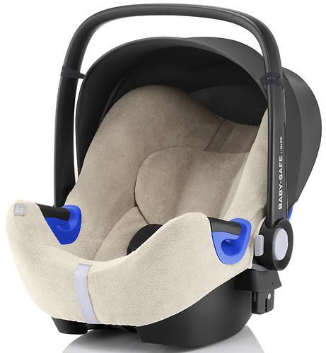 Летний чехол Britax Römer для автокресла Baby-Safe i-Size бежевый (1)