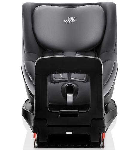 Автокресло Britax Römer Dualfix M i-Size Storm Grey Trendline (16)