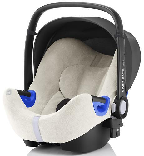 Летний чехол Britax Römer для автокресла  Baby-Safe i-Size белый (1)