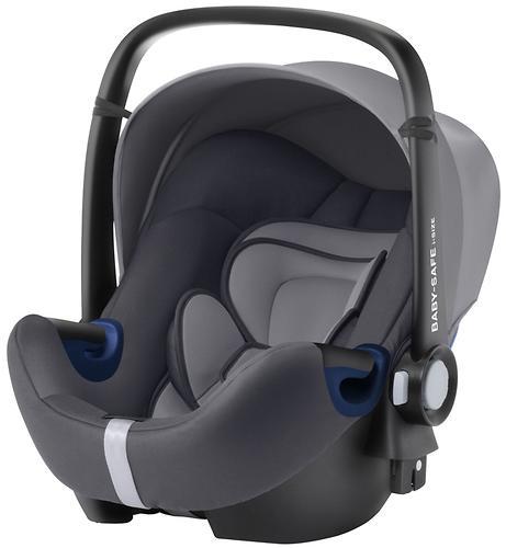 Автокресло Britax Römer Baby-Safe² i-Size Storm Grey Trednline (5)