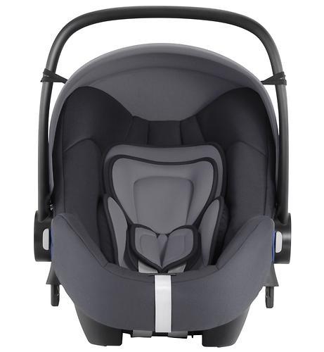 Автокресло Britax Römer Baby-Safe² i-Size Storm Grey Trednline (8)