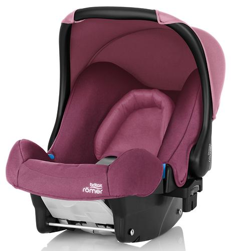Автокресло Britax Römer  Baby-Safe Wine Rose (4)