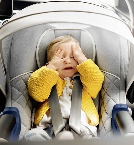 Автокресло Britax Römer Baby-Safe² i-Size Nordic Grey (12)