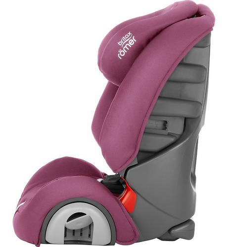 Автокресло Britax Römer Evolva 1-2-3 Wine Rose (9)