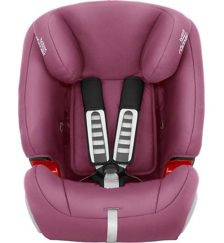 Автокресло Britax Römer Evolva 1-2-3 Wine Rose (10)