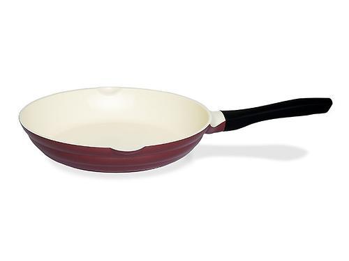 Сковорода для жарки LAZURITE 28 см (алюминий с керамическим антипригарным покрытием) Fissman 4742 (1)