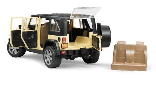 Внедорожник Bruder Jeep Wrangler Unlimited Rubicon (6)