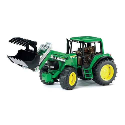 Трактор John Deere 6920 с погрузчиком (4)
