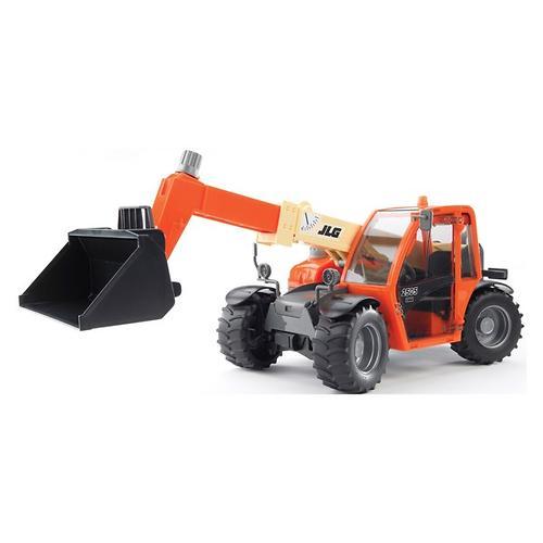 Погрузчик колёсный JLG 2505 Telehandler с телескопическим ковшом (6)