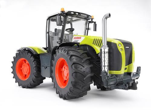 Трактор Claas Xerion 5000 с поворачивающейся кабиной (7)
